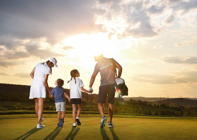 Smart golf season pass - 3 green fee