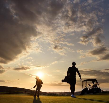 Smart golf season pass - 5 green fee