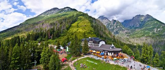 Bear Days with a funicular included
