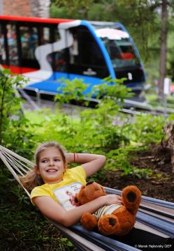 Bear Days with no funicular included