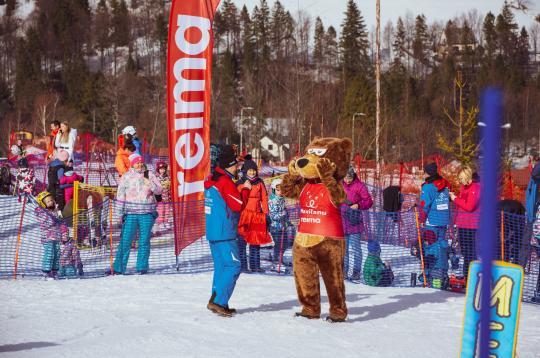 2 days - course in ski school for children