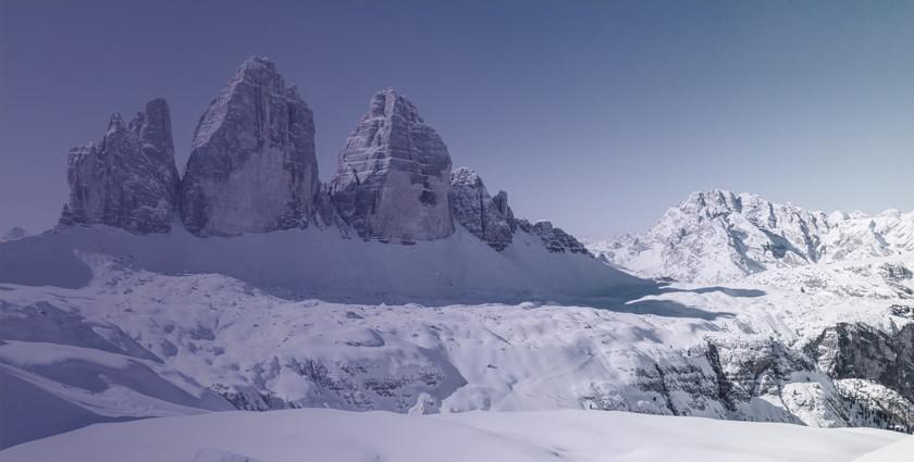 3 Zinnen Dolomites
