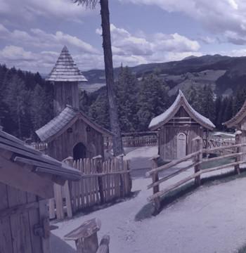 Trpasličí vesnice