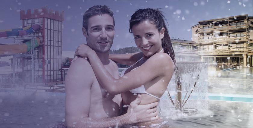 6 měsíců relaxu a zábavy ve dvou vodních parcích!