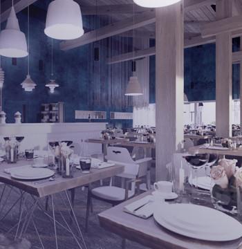 Accommodation & Restaurant