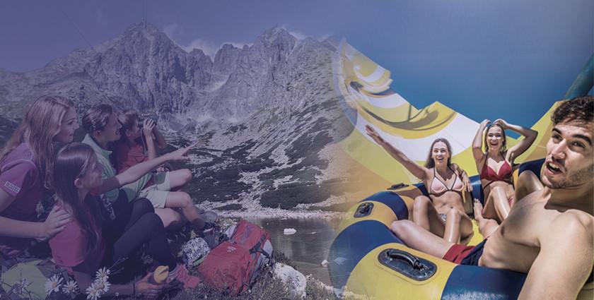 Erlebnissommer in der Tatra und der Liptau