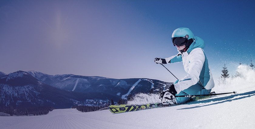 Launch your ski season with the Smart Season Pass in Špindlerův Mlýn