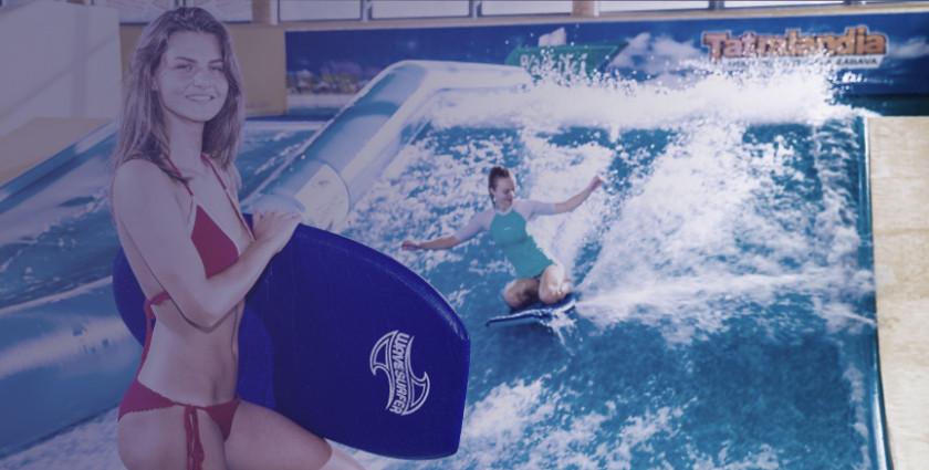 AQUA SURF Ticket XS v prodeji