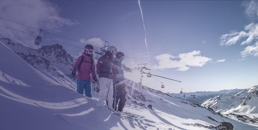 Rozpocznij sezon narciarski wcześniej niż inni na lodowcu Mölltal za 22€