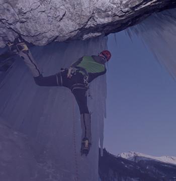 Lezenie v ľadoch